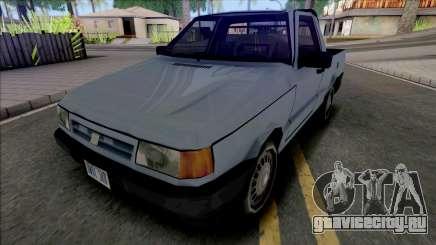 Fiat Fiorino Pickup 1995 для GTA San Andreas