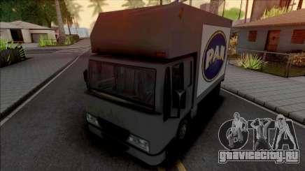 DFT-30 Harina P.A.N. для GTA San Andreas