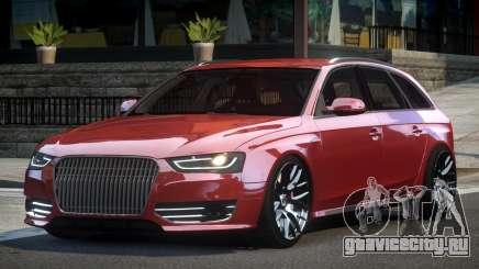 Audi RS4 BS-R для GTA 4