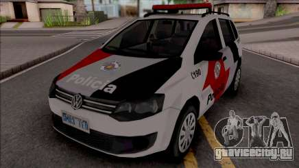 Volkswagen Spacefox 2014 PMESP Improved для GTA San Andreas