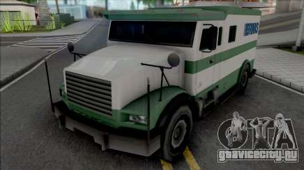 Brute Stockade SA Style Improved для GTA San Andreas