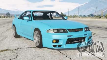 Nissan Skyline GT-R V-spec (BCNR33) 1995〡add-on для GTA 5