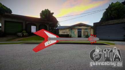 TEKKEN7 Rock Guitar PBR для GTA San Andreas