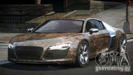 Audi R8 BS-G L2 для GTA 4