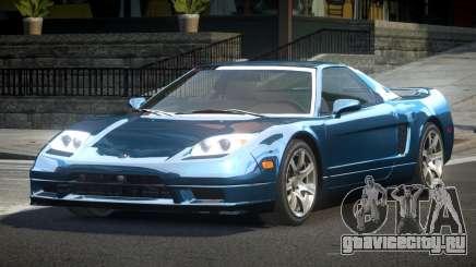 Acura NSX R-Style для GTA 4