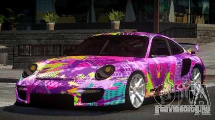 Porsche 911 GT2 SP-S PJ4 для GTA 4