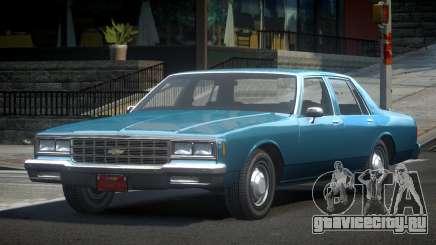 Chevrolet Impala 80S для GTA 4