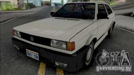 Volkswagen Gol 1994 White для GTA San Andreas