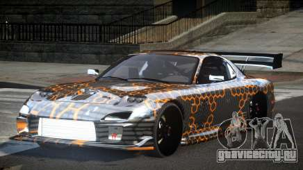Mazda RX-7 GST G-Tuned L2 для GTA 4