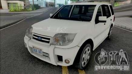 Ford Ecosport 2010 Improved v2 для GTA San Andreas