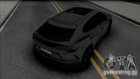 Lamborghini Urus (Russian Plates) для GTA San Andreas