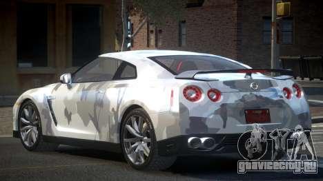 Nissan GT-R Egoist L5 для GTA 4