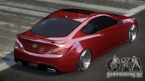 Hyundai Genesis BS V1.0 для GTA 4