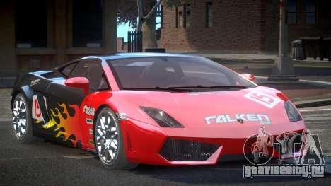 Lamborghini Gallardo Qz7 L7 для GTA 4