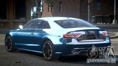 Audi RS5 Quattro GmbH для GTA 4