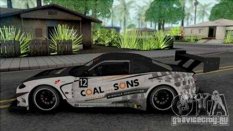Nissan Silvia S15 R3 Spec Brake Calipers Removed для GTA San Andreas