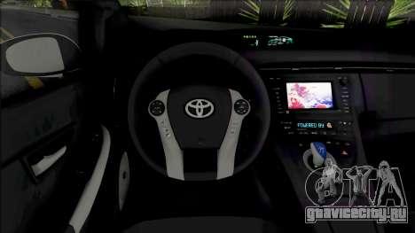 Toyota Prius Liberty Walk для GTA San Andreas