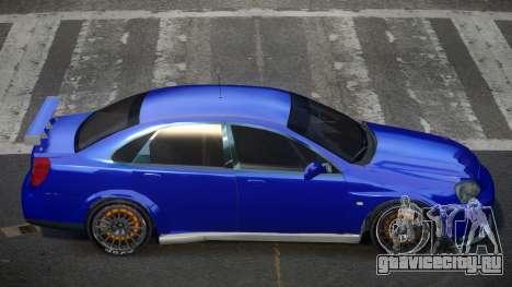 Chevrolet Lacetti SP-R для GTA 4