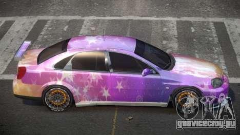 Chevrolet Lacetti SP-R L10 для GTA 4