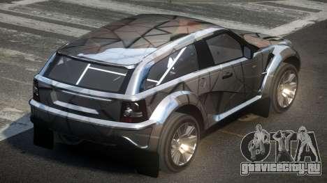 Land Rover Bowler U-Style L9 для GTA 4