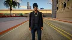 GTA Online Skin Ramdon N30 Mafioso 3 для GTA San Andreas