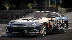 Nissan GT-R Egoist L8 для GTA 4