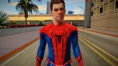 Spiderman without mask From Spiderman 2012 для GTA San Andreas