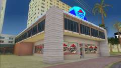 Pizza Hut для GTA Vice City