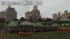 HD Textures - Middle Park для GTA 4