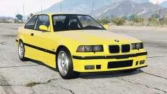 BMW M3 сoupe (E36) 1995〡add-on для GTA 5