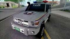 Toyota Land Cruiser FJ76 F.A.ES CPNB