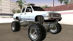 Toyota Hilux 1990 Pickup Monster