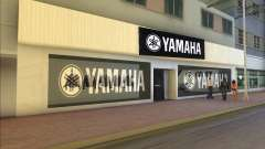 Yamaha Shop HD для GTA Vice City