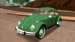 Volkswagen Beetle (Fuscao) 1500 1974 - Brazil