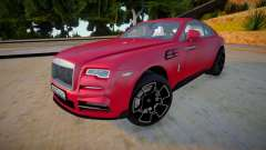 Rolls-Royce Wraith 2019 для GTA San Andreas