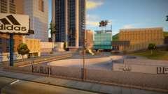 Обновлённый скейт-парк v2 для GTA San Andreas