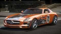Mercedes-Benz SLS G-Style L5 для GTA 4