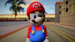Mario from Super Smash Bros. for Wii U для GTA San Andreas