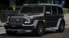 Mercedes Benz G63 Brabus G800