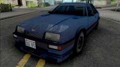 GTA IV Vapid Uranus для GTA San Andreas