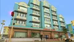 Ocean View Hotel HD Remake для GTA Vice City