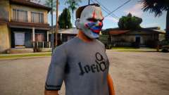 KILL JOY MASK FOR CJ для GTA San Andreas