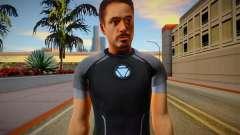Tony Stark v1 для GTA San Andreas