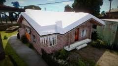 Winter Gang House 5 для GTA San Andreas
