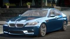 BMW M5 F10 GS V1.0 для GTA 4