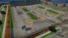 Parking Lot Derby from FlatOut 2 для GTA 4