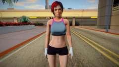 Mila Energy Up Training Wear для GTA San Andreas