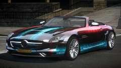 Mercedes-Benz SLS PSI-R L10 для GTA 4