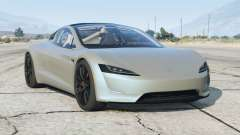 Tesla Roadster 2020〡add-on для GTA 5
