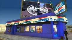 Pepsi Shop для GTA Vice City